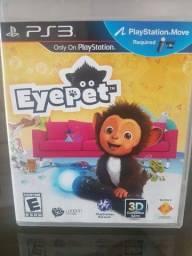 Jogo EYEPET Original PS3
