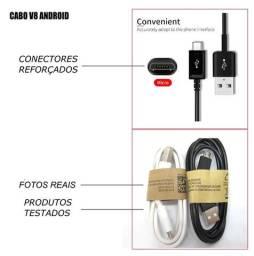 Cabo Carregador Samsung USB - Android