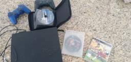 Playstation 3 (PS3) com + de 20 jogos original