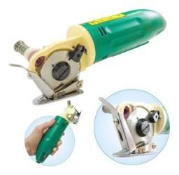 Máquina de cortar tecido bananinha - passo cartão