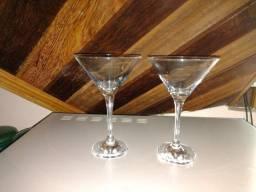 Taças para Martini