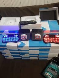TV BOX com mini teclado 210