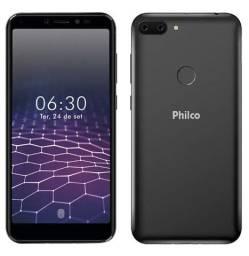 Philco hit 64GB + Fone + Capinha + Carregador