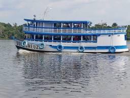 Barco Dona Cleuza já reformando