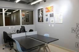 Mesa Escritório - Estação para 4 pessoas