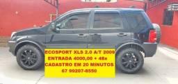 Ecosport XLS 2.0 Automatica. Estudo Trocas