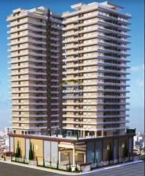 Apartamento à venda com 2 dormitórios em Canto do forte, Praia grande cod:JGA1754