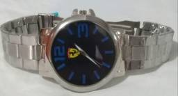 Relógios Ferrari / Nike - Scuba Boss - Pulseira Série Prata
