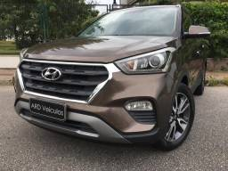 Hyundai Creta Prestige 2017 46 km na garantia
