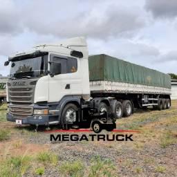 Scania R440 + Carreta LS Noma