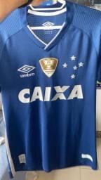 Camisa 3 Cruzeiro 2017 P