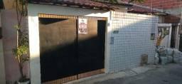 Henrique Jorge Casa Plana 58m², 2 Quartos, 1 WC Social, 1 Vaga de garagem.