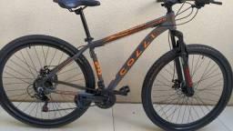 Bicicleta semi nova aro 29 - parcelo sem juros