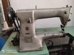 Máquina de costura pesada couro modelo Singer 18U122