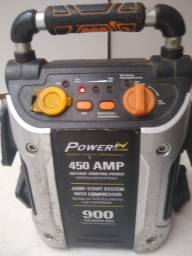 Auxiliar de partida/ carregador de baterias