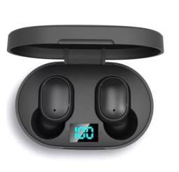 Fone De Ouvido HI-FI E6s True Bluetooth 5.0 Mini Estéreo Top