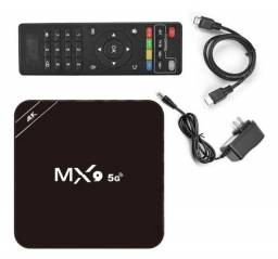 Tvbox mx9 4K 5G