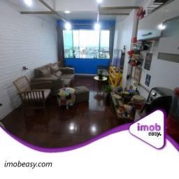 Edifício Antônio Simões, apartamento pronto para ser mobiliado, com 2 quartos