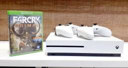 Xbox One S - Novo e Perfeito!