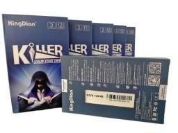 Vendo e entrego SSD gamer KingDian 128gb