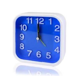 Relógio despertador completo de mesa