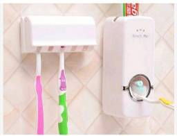 Aplicador de Pasta de dente com Suporte para escova