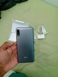 LG K22 novo e completo