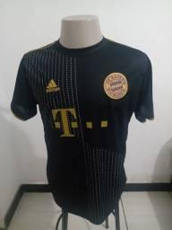 Camisa Bayer Munique Adidas Home lançamento Tam P