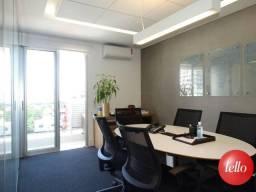 Escritório à venda com 1 dormitórios em Pinheiros, São paulo cod:224284
