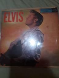 Vinil Elvis Segundo disco 1957 selo Bkl75