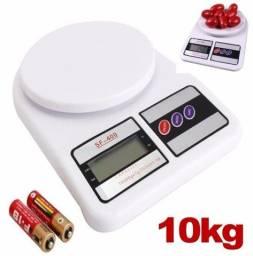 Balança digital precisão até 10kg ENTREGA GRÁTIS