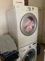 Lavadora e secadora a Gás 18kg