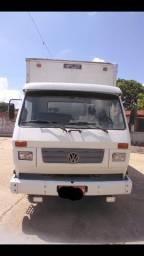 Caminhão VW 8-140 ano 99 pronto pro trabalho