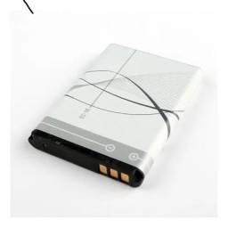 Kit 5 Baterias bl-5b para rastreadores tk 102 e tk 102B Nokia e celulares.