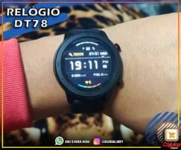 Smartwatch Relogio Dt78 Bluetooth Android Ios m19sd4sd21