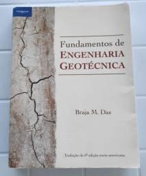 Livro Fundamentos de Engenharia Geotécnia - Braja M. Das