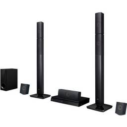Home Theater LG LHB645N Blu-Ray 5.1 Canais com Bluetooth - 1000W