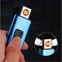 Isqueiro elétrico recarregável USB
