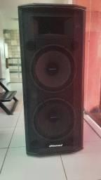 Caixa Amplificada Oneal Bluetooth OPB5050