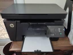 impressoras HP LaserJet Pro MFP M125a
