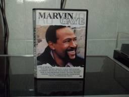 DVD Marvin Gaye-Ao Vivo