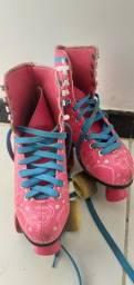 Vendo patins quad número 37