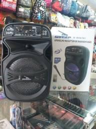 Promoção caixa de som!
