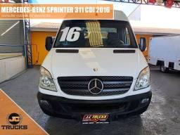 Mercedes-Benz Sprinter 311 CDI Teto Alto/Extra longa 2016