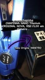 CHAPINHA NANO TITANIUM ORIGINAL PROFISSIONAL
