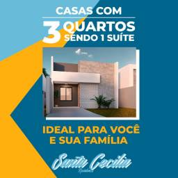 Lançamento - Santa Cecília Residence - Marechal Deodoro - AL
