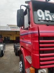 Scania 113 H 6x4 1995 6 marchas