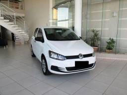 Carro Volkswagen Fox 1.6 msi trendline 2017 branco, ipva pago 2021