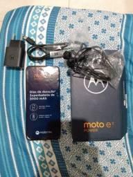 Moto E 7 power Novo