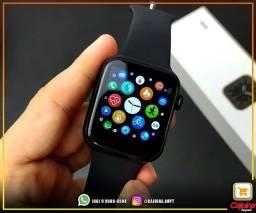 Relógio W68 Smartwatch Série 5 44mm t19sd4sd21